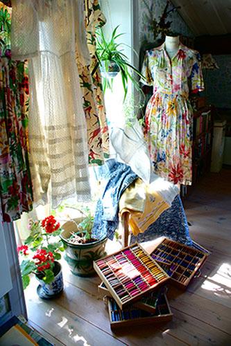 Textila spår - utställning